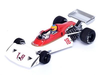 "Surtees TS19 ""GP. Holanda"" nº 18 Conny Andersson (1976) Spark 1:43"