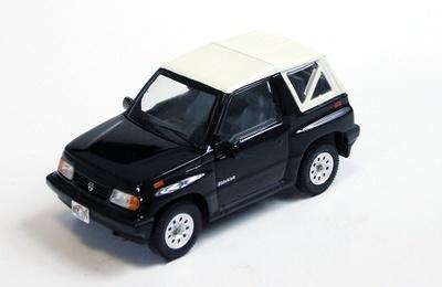 """Suzuki Vitara Capota Cerrada """"Sidekick"""" (1992) Premium X 1:43"""