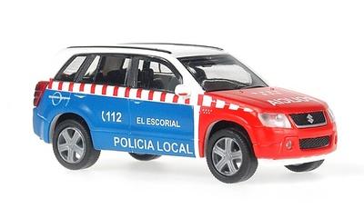 """Suzuki Vitara """"Policia Local Escorial"""" Rietze 1/87"""