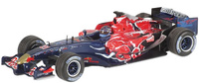 Toro Rosso Cosworth STR1 (2006) #21 S. Speed Minichamps 1/43