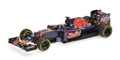 "Toro Rosso STR11 ""GP. Bahrein"" nº 33 Max Verstappen (2016) Minichamps 1:43"