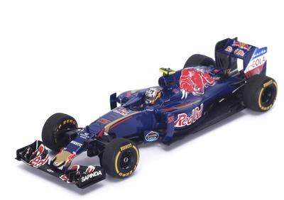 Toro Rosso STR11 n°55 Carlos Sainz Jr. (2016) Spark 1:43