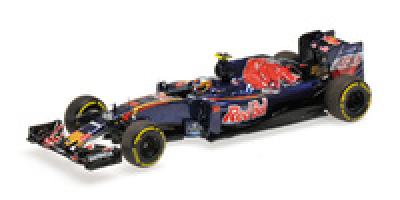 Toro Rosso STR11 nº 55 Carlos Sainz (2016) Minichamps 1:43