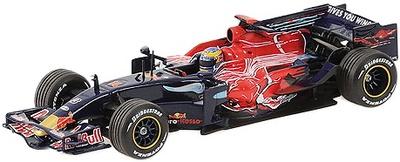 Toro Rosso STR3 nº 14 Sebastian Bourdais (2008) Minichamps 1/43
