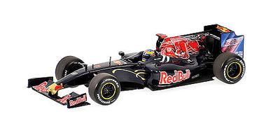 "Toro Rosso STR4 ""Showcar"" nº 11 Sebastian Bourdais (2009) Minichamps 1:43"