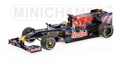 Toro Rosso STR4 nº 11 Sebastian Bourdais (2009) Minichamps 1/43