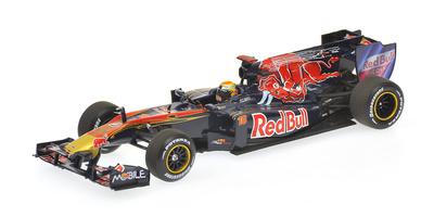 Toro Rosso STR5 nº 16 Sebastian Buemi (2010) Minichamps 1/43