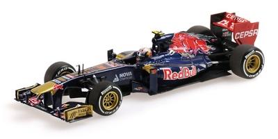 Toro Rosso STR8 nº 19 Daniel Ricciardo (2013) Minichamps 410130019 1:43