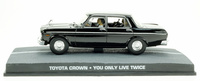"Toyota Crown (1962) James Bond ""You Only Live Twice"" Fabbri 1/43 Entrega 56"