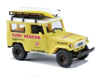 "Toyota J4 (1960) ""Surf Rescue"" Bush 1/87"