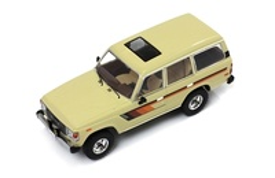 Toyota Land Cruiser (1982) Premium X 1:43