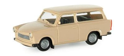 Trabant 601 Universal (1963) Herpa 020770 1/87