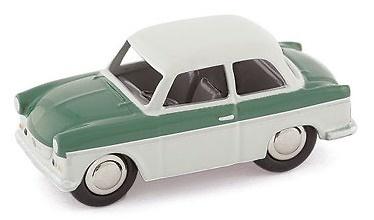 Trabant P50 (1958) Bub 1/87