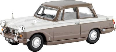 Triumph Herald 948 Saloon Techo Duro (1959) Corgi 1/43