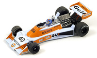 "Tyrrell 007 ""GP. Alemania"" nº 40 Alessandro Pesenti-Rossi (1976) Spark 1/43"