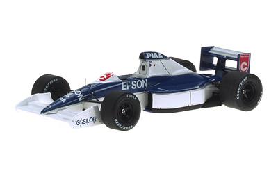"Tyrrell 018 ""GP. USA"" nº 4 Jean Alesi (1990) Reve 1/43"