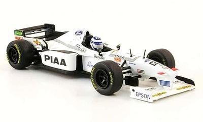 "Tyrrell 025 ""GP. Canadá"" nº 19 Mika Salo (1997) Onyx 1/43"