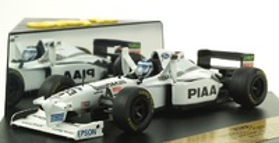"Tyrrell 025 ""GP. San Marino"" nº 19 Mika Salo (1997) Onyx 1/43"