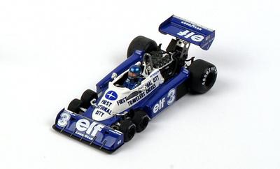 "Tyrrell P34 ""GP Bélgica""  nº 3 Ronnie Peterson (1977) True Scale Models 1/43"