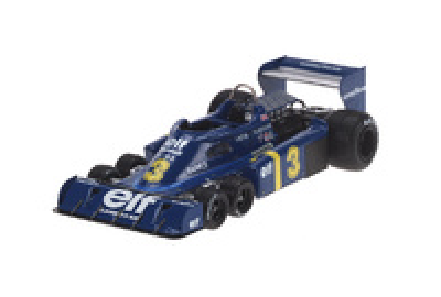 """Tyrrell P34 """"GP. Japón"""" nº 3 Jody Scheckter (1976) Reve 1/43"""