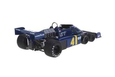 "Tyrrell P34 ""GP. Japón"" nº 4 Patrick Depallier (1976) Reve 1/43"