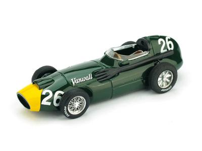 "Vanwall VW10 ""GP. Italia"" nº 26 Stirling Moss (1958) Brumm 1/43"
