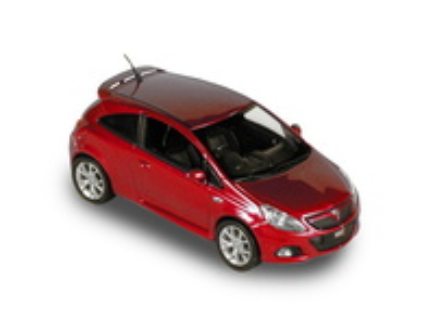 Vauxhall (Opel) Corsa VXR (2007) Norev 1/43