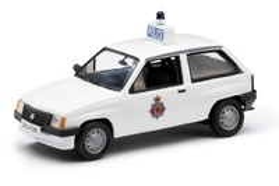 "Vauxhall (Opel) Nova (Corsa) ""NORTHUMBRIA POLICE"" (1983) Corgi 1/43"
