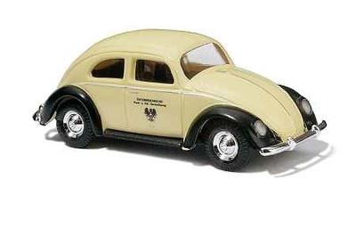"Volkswagen Beetle ""Austrian Post"" (1960) Busch 42766 1/87"