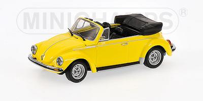 Volkswagen Escarabajo 1303 Cabrio Abierto (1972) Minichamps 1/43