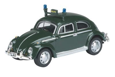 """Volkswagen Escarabajo """"Policia Austriaca"""" (1985) Schuco 1/87"""