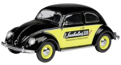 """Volkswagen Escarabajo """"Sanhelios"""" Schuco 1/43"""