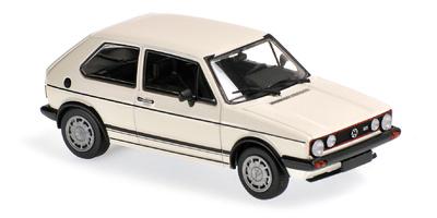 Volkswagen Golf GTI (1980) Maxichamps 1/43