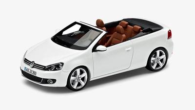 Volkswagen Golf VI Cabriolet (2011) Herpa 1/43