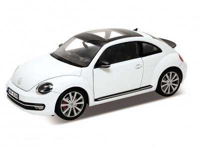 Volkswagen New Beetle (2011) Welly 1:24