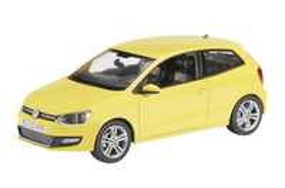 Volkswagen Polo Serie V (2009) Schuco 1/43
