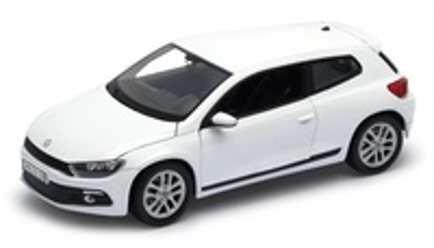 Volkswagen Scirocco Serie 3 (2008) Welly 1:24