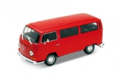 Volkswagen T2 Bus (1972) Welly 1:24