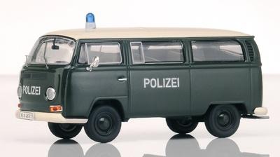 "Volkswagen T2a Bus ""Polizei"" (1970) Premium Classixxs 1/43"