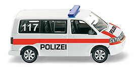 """Volkswagen T5 """"Polizei"""" Wiking 1/87"""