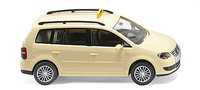 Volkswagen Touran Taxi Alemán (2005) Wiking 1/87