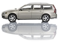 Volvo V70 Familiar (2007) Motorart 1/43