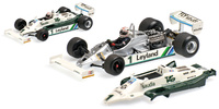 Williams FW07C nº 1 Alan Jones (1981) Minichamps 1:43