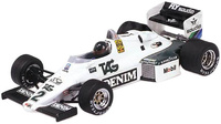 Williams FW08C nº 2 Jacques Laffite (1983) Minichamps 1/43