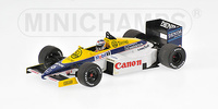 "Williams FW10 ""1º GP. Australia"" nº 6 Keke Rosberg (1985) Minichamps 1/43"