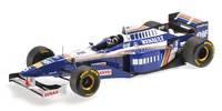 Williams FW18 nº 5 Damon Hill (1996) Minichamps 1/18