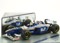 "Williams FW19 ""GP. Gran Bretaña"" nº 4 Heinz-Herald Frentzen (1997) Onyx 1/43"