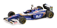 Williams FW19 nº 3 Jacques Villeneuve (1997) Minichamps 1/43
