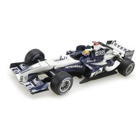 Williams FW27 nº 7 Mark Webber (2005) Hot Wheels 1/18