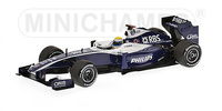 Williams FW31 nº 16 Nico Rosberg (2009) Minichamps 1/43